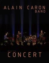 Alain Caron Band - In Concert
