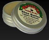 Lippenzalf/Lippenbalsem Shea Butter en Arganolie 15gr - 100% Natuurlijk