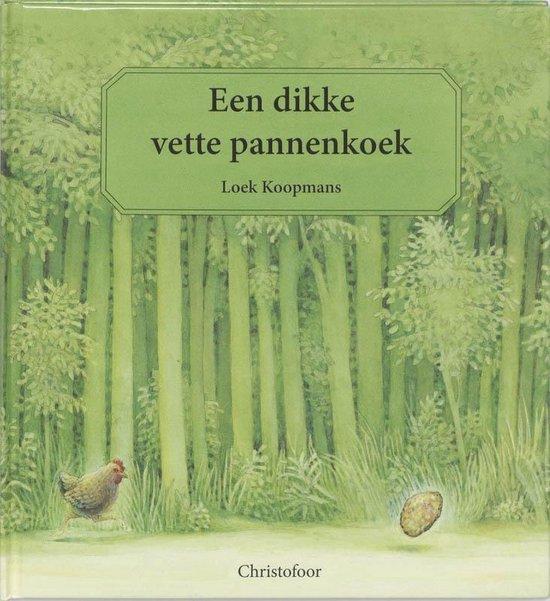 Een dikke vette pannekoek - Loek Koopmans | Readingchampions.org.uk
