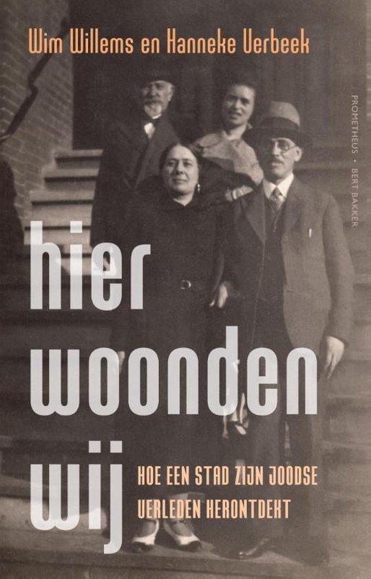 Hier woonden wij - Wim Willems |