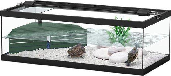 Aquatlantis Tortum 75 Aquarium - 75x36x25 cm - Zwart
