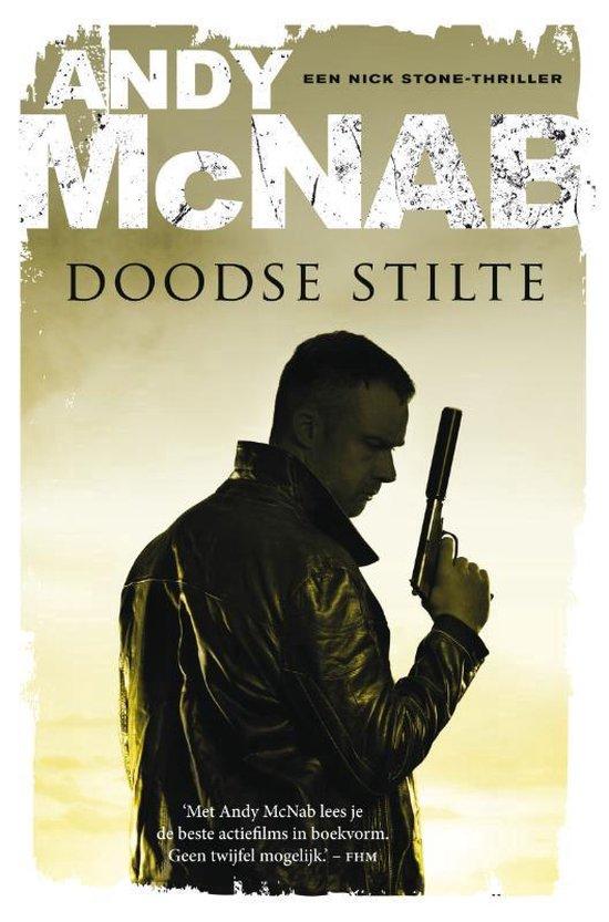 Nick Stone 15 - Doodse stilte - Andy McNab |