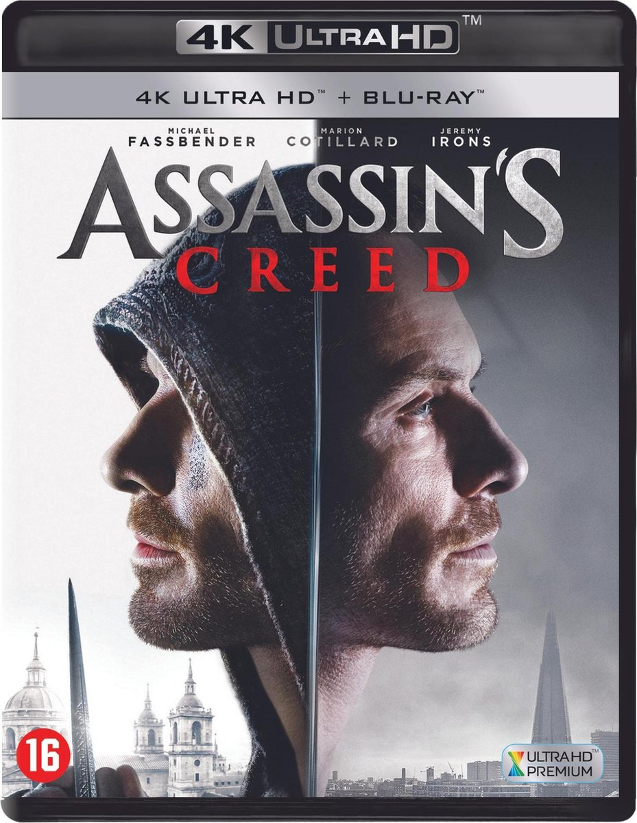 Assassin's Creed (4K Ultra HD Blu-ray)-