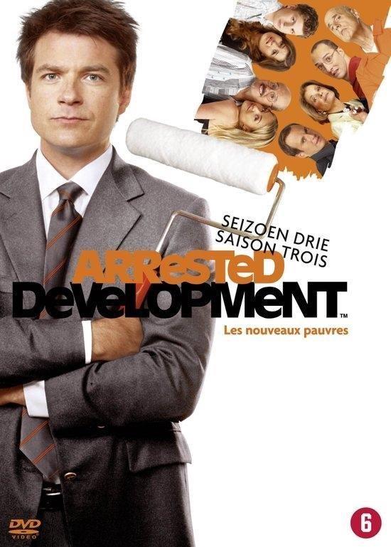 Cover van de film 'Arrested Development S.'