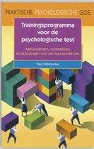 Trainingsprogramma voor de psychologische test