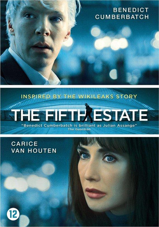 Cover van de film 'Fifth Estate'