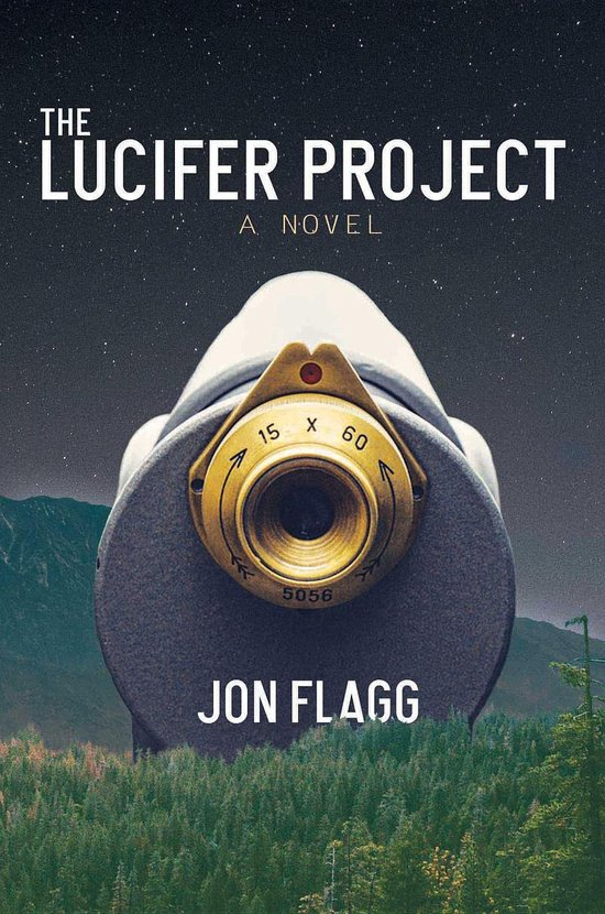 Boek cover The Lucifer Project van Jon Flagg (Onbekend)