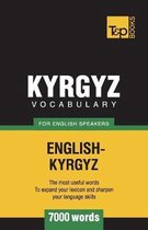 Kyrgyz Vocabulary for English Speakers - 7000 Words