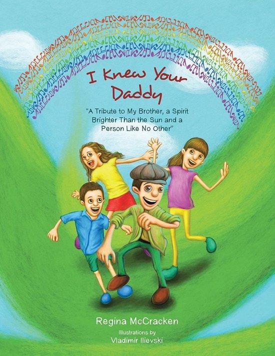 Omslag van I Knew Your Daddy