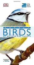 RSPB Pocket Birds of Britain and Europe