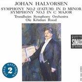 Symphony No. 2 (Fatum) In D Minor/S