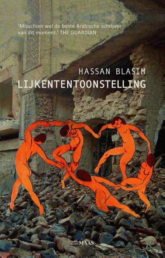 Lijkententoonstelling - Hassan Blasim |