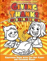 Thanksgiving Books for Kids Giving Thanks Coloring Book
