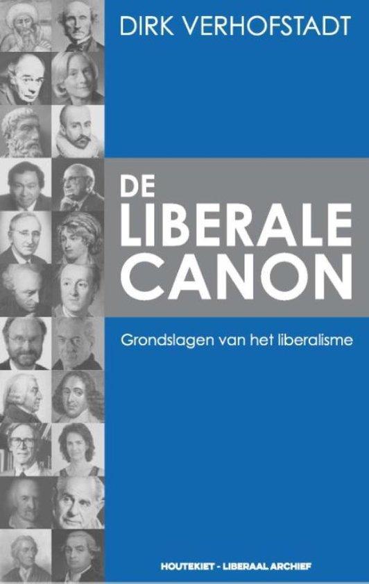 De liberale canon - Dirk Verhofstadt |