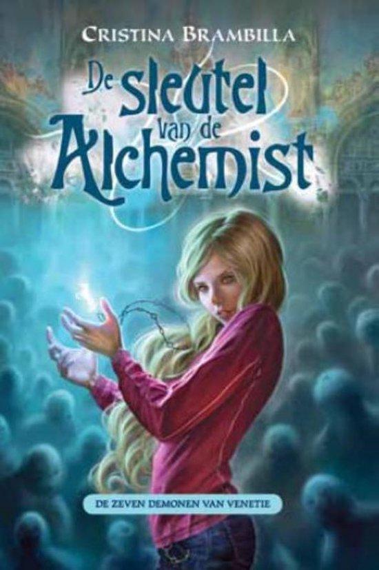 De sleutel van de alchemist. De zeven demonen van Venetië - Christina Brambilla |