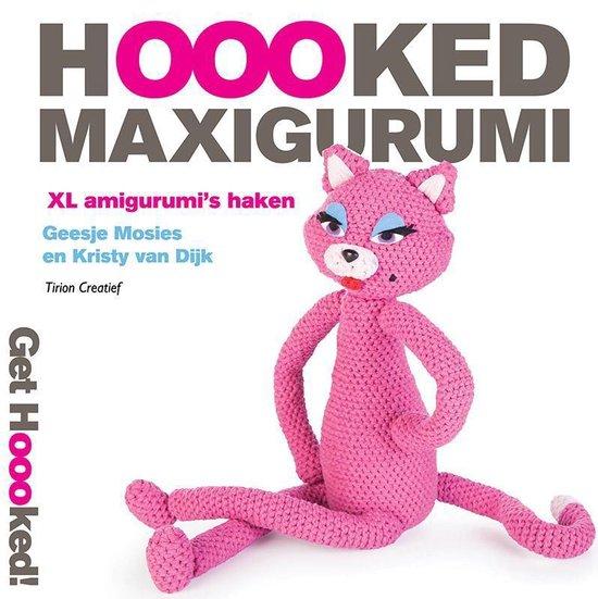 Hoooked Maxigurumi - Geesje Mosies |