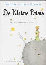 Boek cover De kleine prins van Antoine de Saint-Exupéry (Paperback)