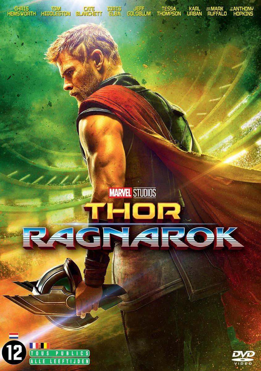 Thor: Ragnarok - Movie