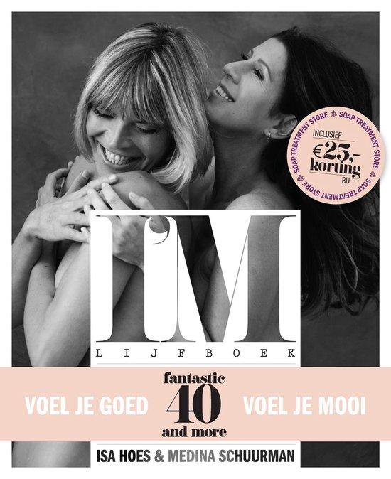 Boek cover IM Lijfboek van Isa Hoes (Hardcover)