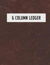 6 Column Ledger