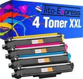 PlatinumSerie® 4 toner alternatief voor Brother TN-243 TN 247 XXL
