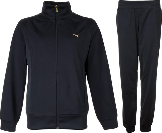 bol.com | Puma Poly Trainingspak Dames Trainingspak - Maat L ...