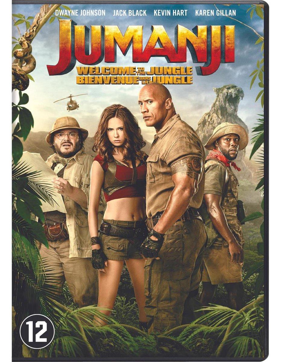 Jumanji: Welcome to the Jungle - Film