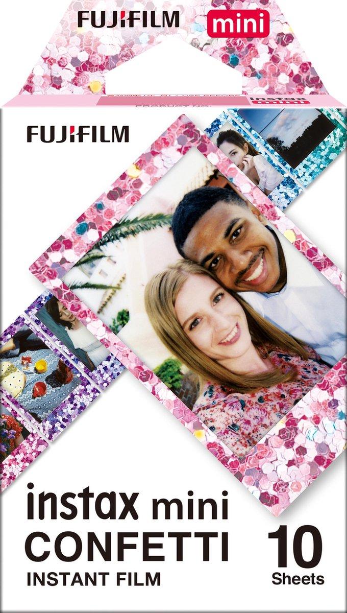 Fujifilm Instax Mini Film - Confetti - 10 stuks