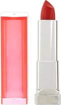 Maybelline Color Sensational Lipstick - 916 Neon Red