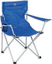 Bo-Camp Campingstoel - Vouwstoel - Compact - Blauw