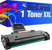 PlatinumSerie® 1 toner XL black alternatief voor Samsung MLT-D1082S ML-1640