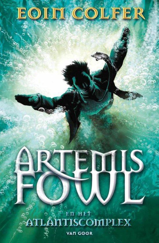 Artemis Fowl 7 - Artemis Fowl en het Atlantiscomplex - Eoin Colfer |