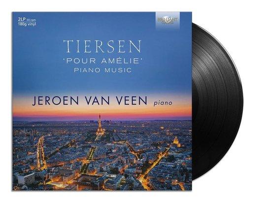 Tiersen: Pour Amélie - Piano Music (LP)