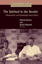 Boekomslag van 'The Spiritual in the Secular'