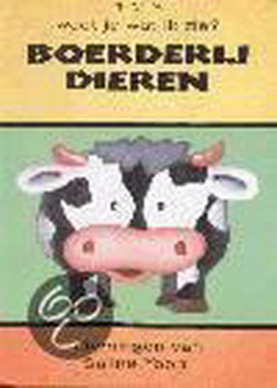 Cover van het boek '1 2 3 weet je wat ik zie ? / Boerderijdieren' van Salina Yoon