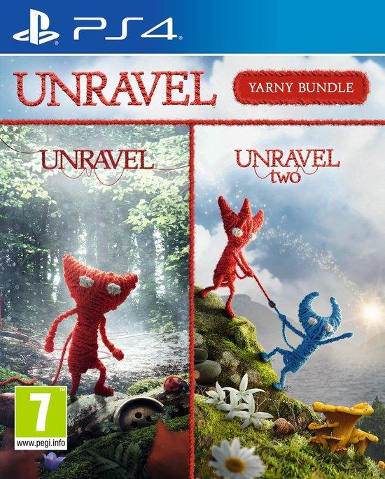 Unravel Yarny Bundel  - PS4