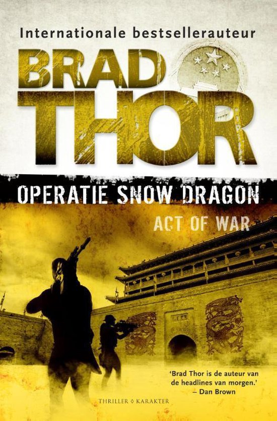 Operatie Snow Dragon - Brad Thor | Fthsonline.com
