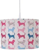 Bink Bedding Hound - Hanglamp - Multicolor