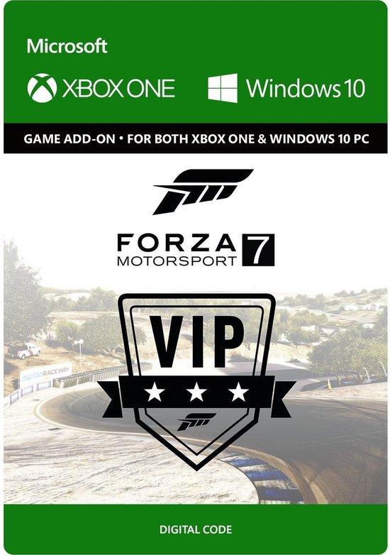 Forza Motorsport 7: VIP Membership - Add-On - Xbox One / Windows