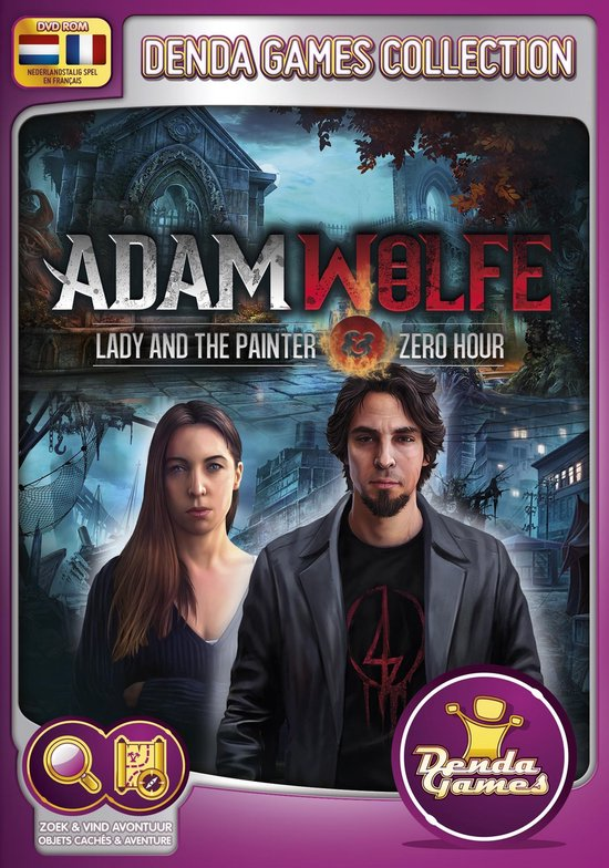 Adam Wolfe: Lady and the Painter & Zero Hour (3 + 4)