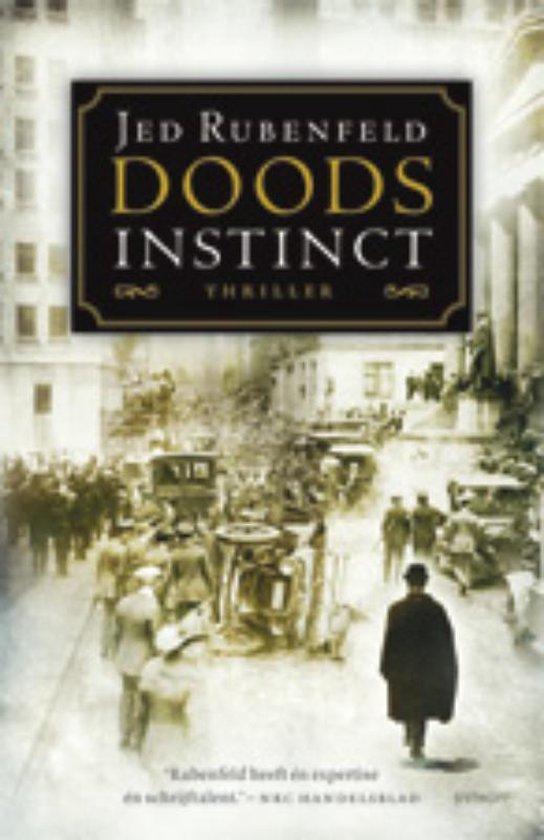 Doodsinstinct - Jed Rubenfeld pdf epub