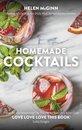 Omslag Homemade Cocktails