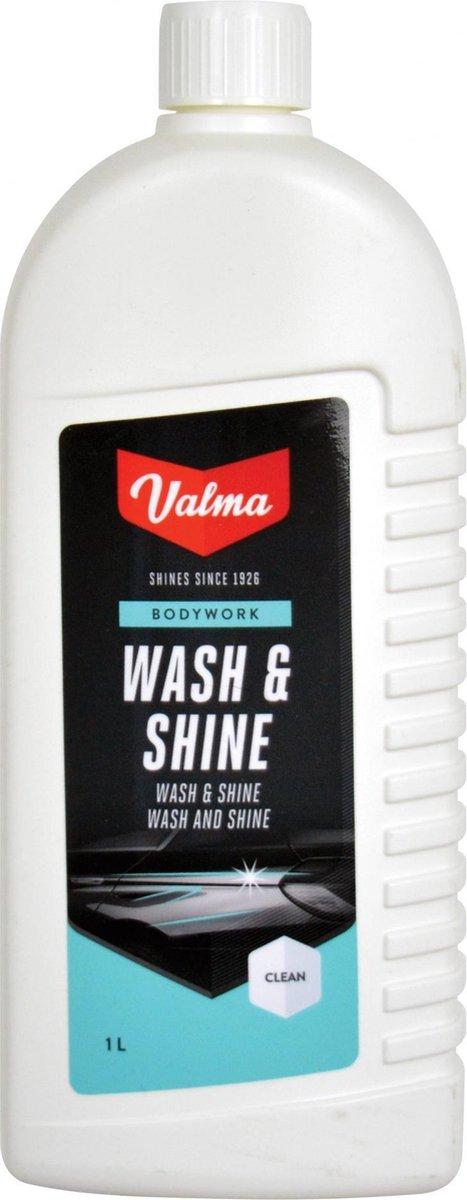 Valma Wash and Shine - 1000ml