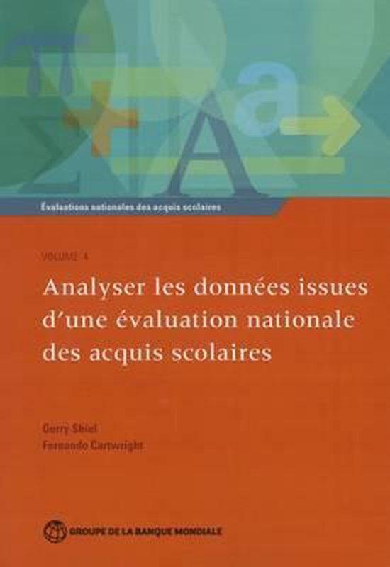 Evaluations nationales des acquis scolaires, Volume 4
