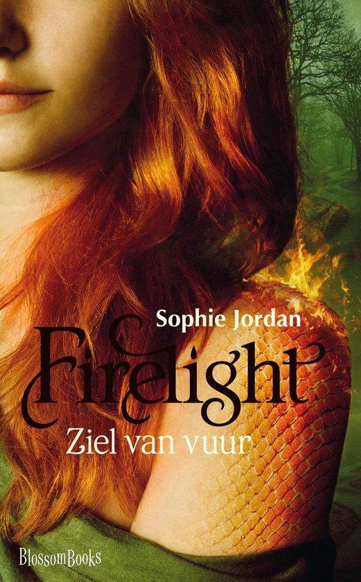 Firelight - Ziel van vuur - Sophie Jordan |
