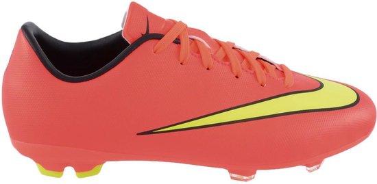 Nike Mercurial Victory V FG Voetbalschoenen 36.5 Roze;Geel