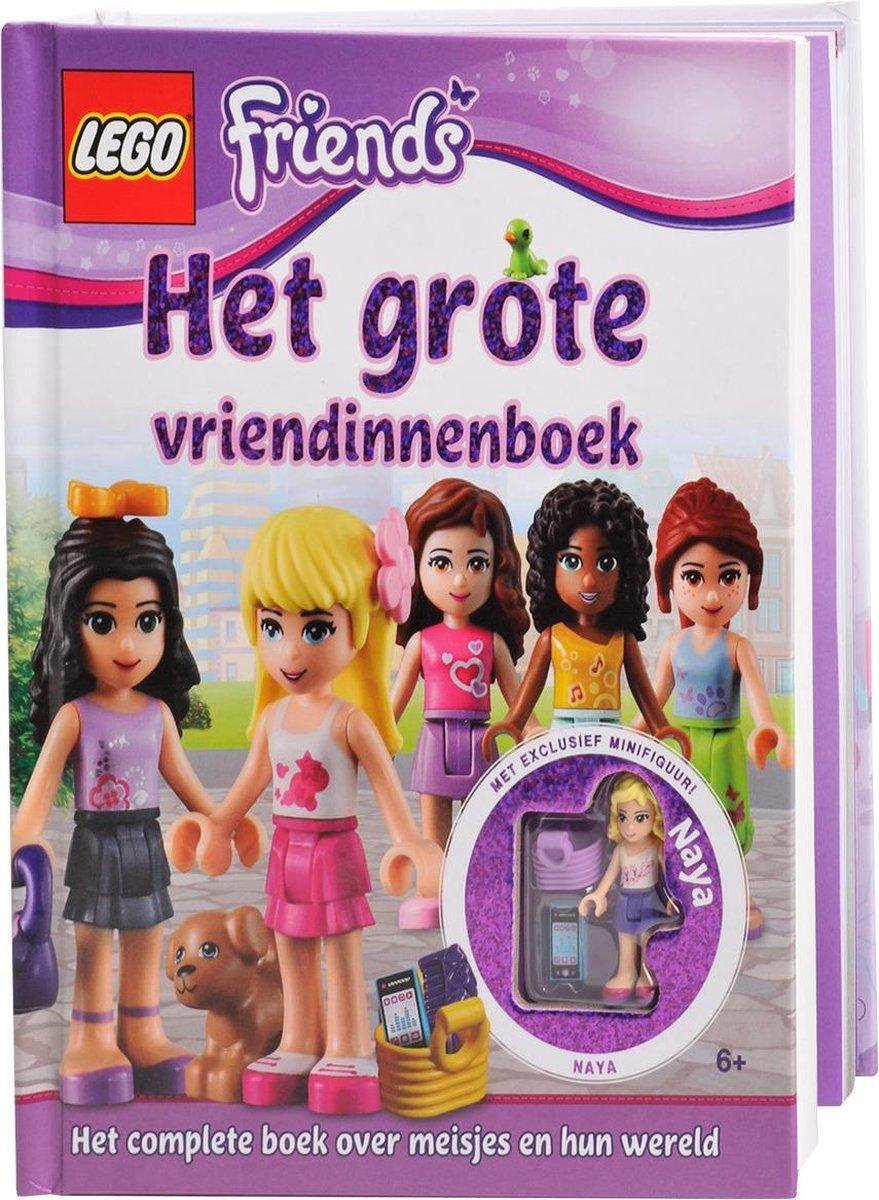 Lego Friends Het grote vriendinnenboek