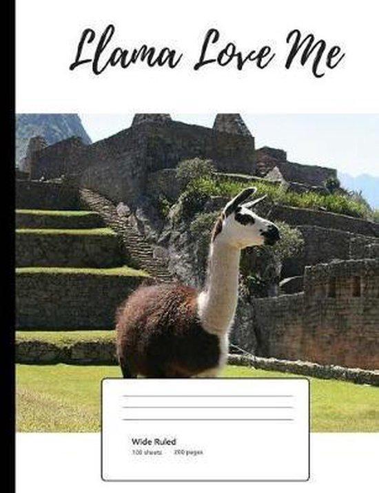 Llama Love Me Vol. 8