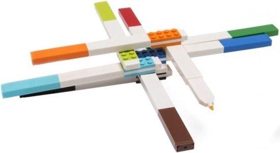 LEGO Classic Set van 9 markeerstiften – 5005147