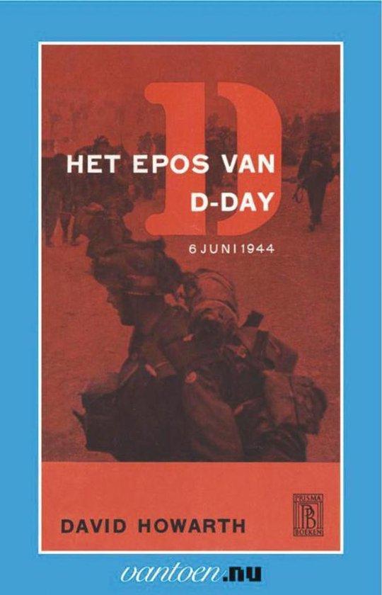 Vantoen.nu - Epos van D-Day - D. Howarth  